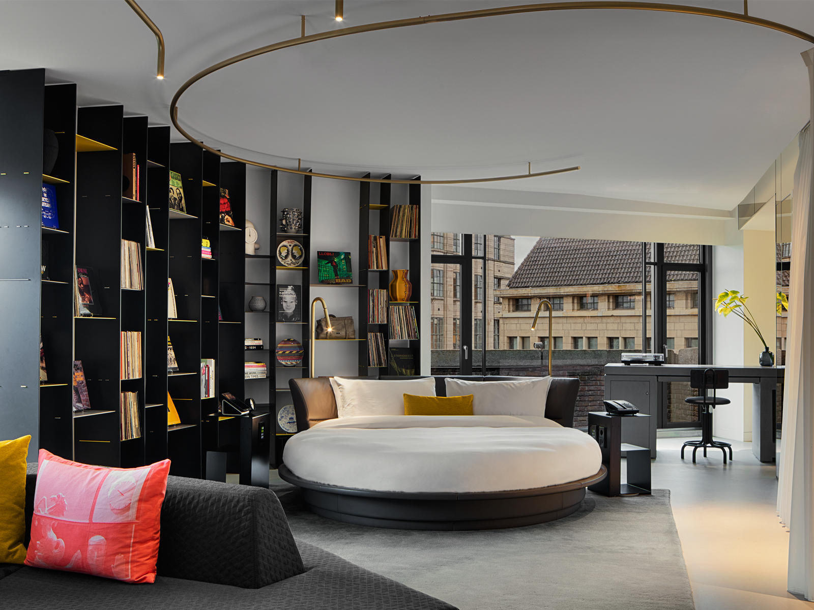 interieur W-Hotel - Stooff Interior projects