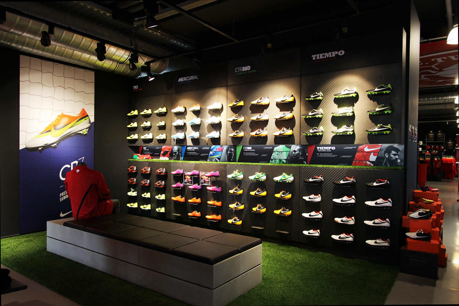 nike interieur stooff - Stooff Interior projects