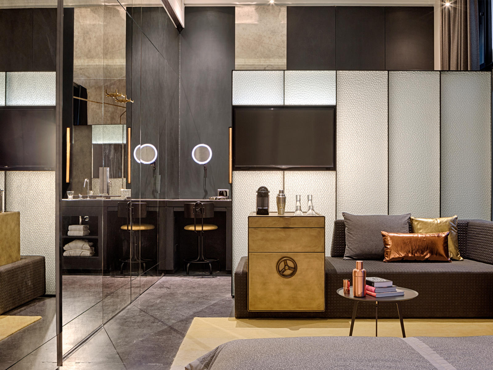 Whotel Kasbank Stooff Interior Projects